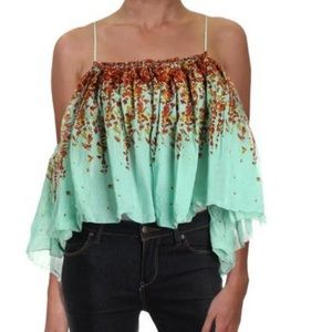 Free People Intimately Cropped Top